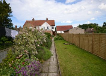 Thumbnail 3 bed end terrace house for sale in Woodend Road, Heacham, King's Lynn