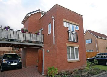 Thumbnail 3 bed town house for sale in Duncanrig Crescent, Westwood, East Kilbride
