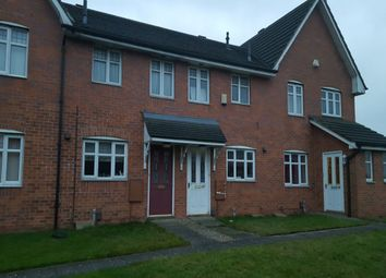 Thumbnail 2 bed terraced house for sale in Ullswater Road, Wythenshawe, Manchester
