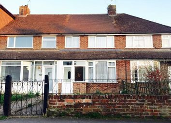 Thumbnail 3 bed terraced house for sale in Birling Road, Ashford, Kent
