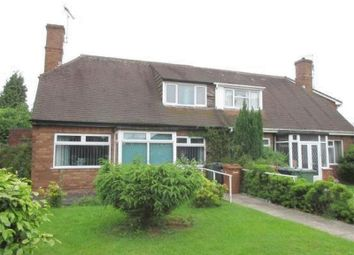 Thumbnail 3 bed semi-detached bungalow to rent in Broadmeadow, Aldridge, Walsall