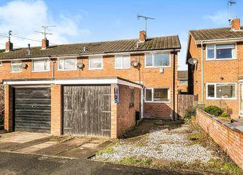Thumbnail 3 bed semi-detached house for sale in Springwood Close, Chester