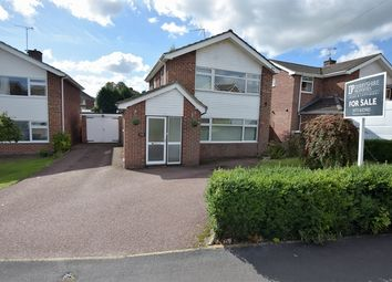 Thumbnail 3 bed detached house for sale in Lowlands Road, Belper, Derbyshire
