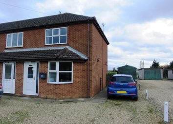 Thumbnail 2 bed semi-detached house to rent in Chapelgate, Sutton St. James, Spalding