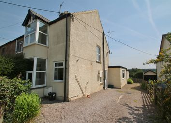 Thumbnail 2 bed semi-detached house for sale in Forest Road, Milkwall, Coleford, Gloucestershire