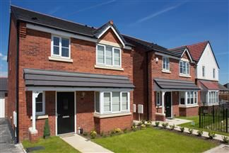 Thumbnail 3 bed detached house for sale in Jubilee Avenue, Broadgreen