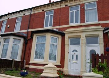 Thumbnail 2 bed terraced house to rent in Layton Road, Blackpool