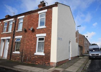 Thumbnail 1 bed terraced house for sale in Charles Street, Darlington