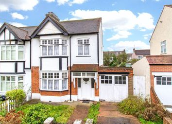 Thumbnail 3 bed semi-detached house for sale in Greenstead Gardens, Woodford Green