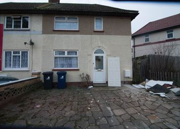 Thumbnail 3 bed semi-detached house to rent in Longridge Lane, Southall