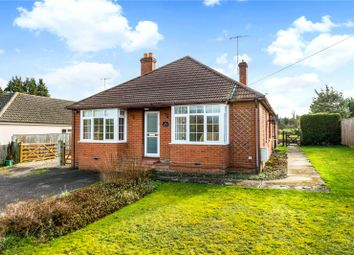 Thumbnail 4 bed detached bungalow for sale in Gomeldon Road, Winterbourne Gunner, Salisbury, Wiltshire