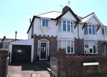 Thumbnail 3 bedroom semi-detached house for sale in Fairfax Crescent, Porthcawl
