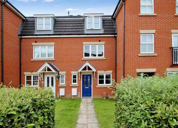 Thumbnail 4 bed town house for sale in Terry Gardens, Grange Farm, Kesgrave, Ipswich