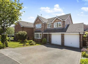 Thumbnail 4 bed detached house to rent in Ashfield Rise, Claughton-On-Brock, Preston