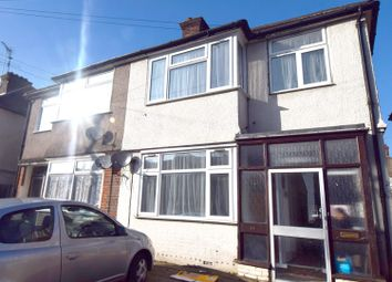 Thumbnail 3 bed semi-detached house to rent in Locket Road, London
