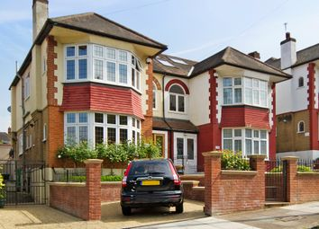 Thumbnail 3 bed semi-detached house for sale in Woodfield Way, Bounds Green