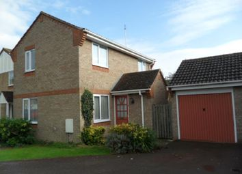 Thumbnail 3 bed detached house to rent in Primroses, Deeping St. James