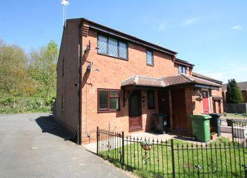Thumbnail 1 bedroom flat to rent in Wellfield Gardens, Netherton, Dudley, West Midlands