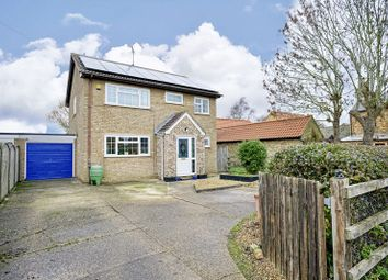 Thumbnail 3 bed detached house for sale in Main Street, Great Gidding, Huntingdon