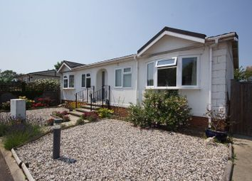 Thumbnail 2 bed detached bungalow for sale in East Beach Park, Shoeburyness, Southend-On-Sea