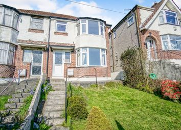 Thumbnail 3 bed semi-detached house for sale in Wolseley Road, St Budeaux, Plymouth