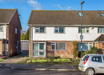 Thumbnail 3 bed semi-detached house for sale in Crabbet Road, Crawley