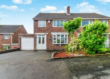 Thumbnail 3 bed semi-detached house for sale in Crendon Road, Rowley Regis