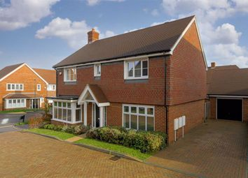 Thumbnail 4 bed detached house for sale in Swallow Place, Epsom, Surrey