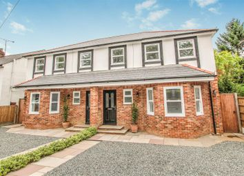 Thumbnail 4 bed semi-detached house for sale in Ingrave Road, Brentwood