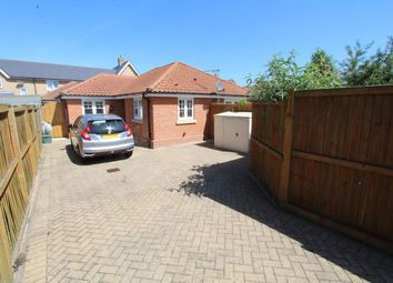 Thumbnail 2 bed detached bungalow for sale in Elstar Lane, Great Horkesley, Colchester