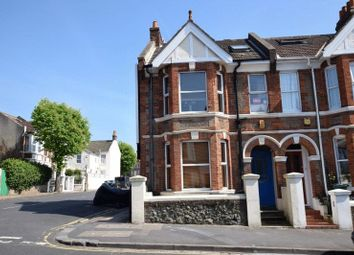 Thumbnail 2 bed flat for sale in Queens Park Road, Queens Park, Brighton