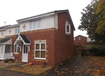 Thumbnail 3 bed semi-detached house for sale in Excalibur Close, Exeter