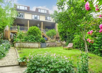 Thumbnail 4 bed detached house for sale in Weston Lane, Bath