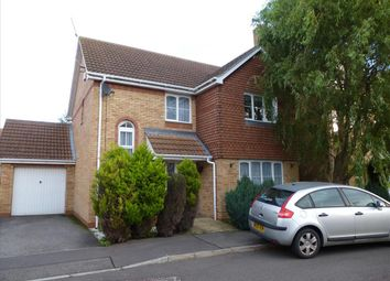 Thumbnail 3 bed detached house for sale in Willow Close, Ruskington, Sleaford