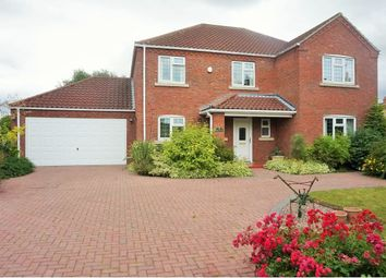 Thumbnail 4 bed detached house for sale in Chestnut Avenue, Bucknall