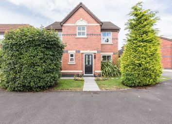 Thumbnail 4 bed detached house for sale in 3 Cricketers Green, Eccleston