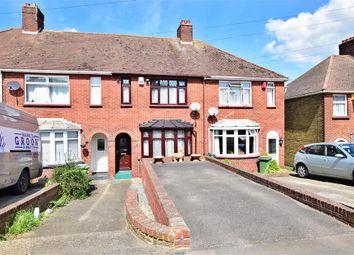 Thumbnail 2 bed terraced house for sale in Staplehurst Road, Sittingbourne, Kent