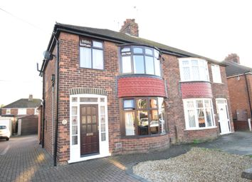 Thumbnail 3 bedroom semi-detached house for sale in Newland Drive, Scunthorpe