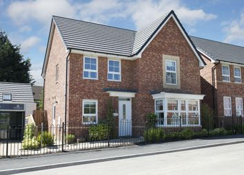 "Thumbnail 4 bedroom detached house for sale in ""Cambridge"" at Helme Lane, Meltham, Holmfirth"