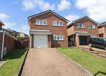 Thumbnail 3 bed detached house for sale in Hadleigh Rise, Pontefract