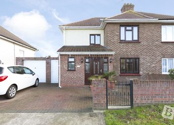 Thumbnail 4 bed semi-detached house for sale in Snelling Avenue, Northfleet, Gravesend, Kent