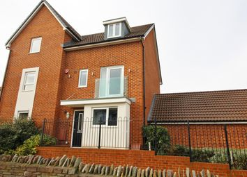 Thumbnail 4 bedroom semi-detached house for sale in St Matthias Road, Fishponds