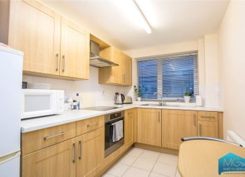 Thumbnail 2 bed flat for sale in Grovebury Court, Chase Road, London
