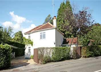 Thumbnail 4 bed detached house for sale in Kennel Lane, Windlesham, Surrey