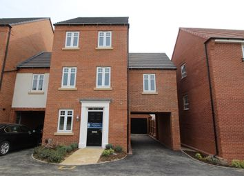Thumbnail 4 bedroom detached house to rent in Penrhyn Way, 'newton's Place', Grantham