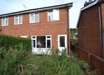 Thumbnail 2 bed end terrace house for sale in Spring Close, Eastbourne
