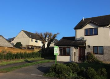 Thumbnail 2 bedroom end terrace house to rent in Wood Close, Latchbrook, Saltash