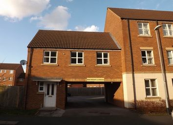 Thumbnail 2 bed flat to rent in 20, Johnson Way, Chilwell