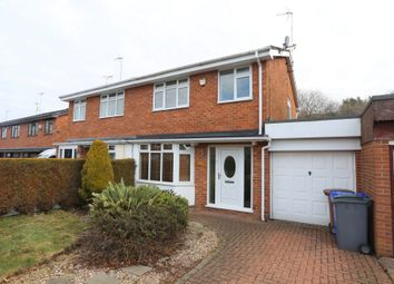 Thumbnail 3 bed semi-detached house for sale in Chessington Crescent, Trentham