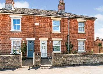 2 bed terraced house for sale in School Road, Totton, Southampton SO40